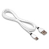 Кабель USB 2.0 - USB Type-C (Am-Type C), 1.2м HOCO X27 Elastic, белый, 2.4A