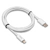 Кабель для Apple 8-pin - USB Type-C, 1.0м HOCO  X36, белый, PD 3.0 3A