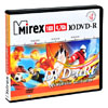 Диски (болванки) Mirex DVD-R 4,7Gb 16x Athletic Contest (арт-серия «Спорт») plastic box 10