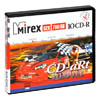 Диски (болванки) Mirex CD-R 700Mb 52x Grand Prix (арт-серия «Авто») plastic box 10
