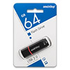 Накопитель USB Flash (флешка) SmartBuy Crown  64Gb  Black (черный)