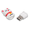 Накопитель USB Flash (флешка) 16Gb SmartBuy Wild series «Catty» White