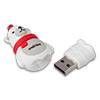 Накопитель USB Flash (флешка) 8Gb SmartBuy Wild series «White Bear»
