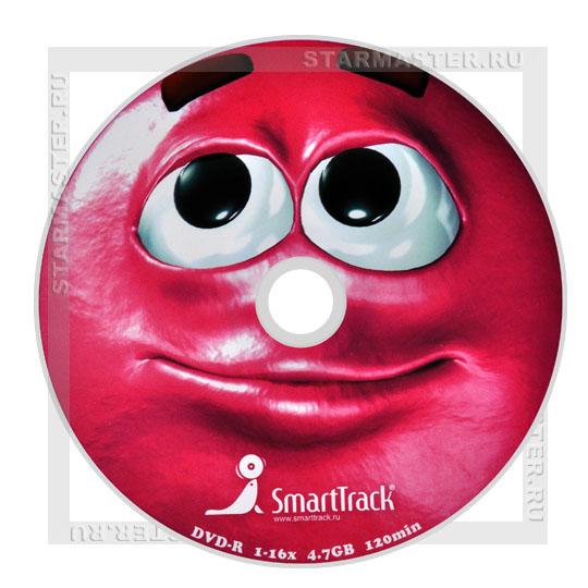 Упаковка: 100 дисков в