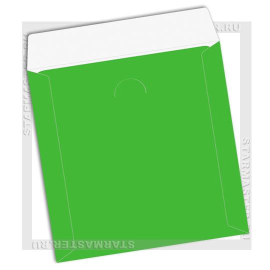 Конверт бумажный для CD/DVD