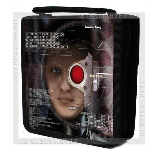 Портмоне BoomBag для 32 CD/DVD дисков